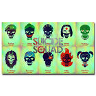 Suicide Squad Harley Quinn Movie Silk Poster Print 13x24 20x36 inch 029