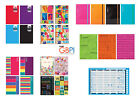 Tallon 2016-2017 Academic Mid Year A5/A4 Week to View,Day a Page Diary/Planner
