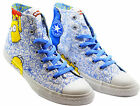 Converse Chuck Taylor Simpsons CT Ox Junior Enfants Baskets Montantes 641391C