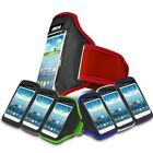 JOGGING ACTIVE SPORTS RED ARMBAND FOR VARIOUS MOBILE PHONES