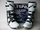 Wulfsport White Motocross Enduro Trail Boots Cr Kx Rm Yz Sx Crf Xcf Xr Yzf Excf