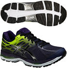 ASICS Gel Cumulus 17 Mens Cushioned Running Sports Shoes Trainers Blue