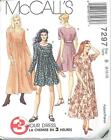 McCall's 7297 Misses' Dress in Two Lengths  Sewing Pattern