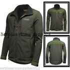 TACTICAL JACKET WATERPROOF WINDPROOF SMOCK S - XXL ARMY HIKING HUNTING SHOOTING