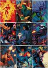 1994 MARVEL MASTERPIECES SERIES 3 FLEER Single Cards Complete Your Set #61-120