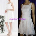 MONSOON IVORY MESH EMBROIDERED FLORAL PRIMROSE OCCASION DRESS SIZE 8-22 NEW £99