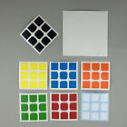 Sticker Set FLORIAN-SQUARE 3x3x3