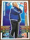 2015 / 2016 Topps Match Attax Extra Managers Trading Cards