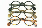 Vintage 42.70mm Round Glasses Spectacles Eyeglass Frame Full Rim Retro  Rx able