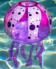 Banzai Inflatable Jellyfish Led Swimming Pool Light Accent Lighting-4 Colors