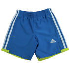 Adidas Performance LB Gym Woven Blue Polyester Boys Shorts S22197 Opp U21