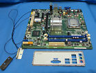 Hp 570948-001 Ipmel-ae Pegatron Socket 775 Motherboard With Slgtl And I/o Plate