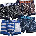 "Vaenait Baby Kids Boxer Short Underwear Boy Pantie Set ""Boxer Dark Night"" 2T-7T"