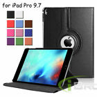 360 Rotating Smart PU Leather Case Cover Stand for Apple iPad Pro 9.7 inch New