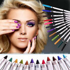 12 Colors Eye Make Up Eyeliner Pencil Waterproof Eyebrow Eye Liner Lip sticks