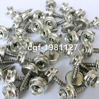 "Boat Canvas Cover Stainless Steel Screw in Canvas Snap Studs 5/8"" 10/20/50 pcs"