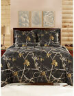 Realtree Mini Comforter Set (Black)