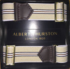 Latest Release ALBERT THURSTON Adjustable Elastic ARMBANDS for shirt sleeves