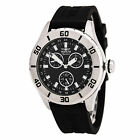 Invicta Men's Signature Multi Calendar Rubber Strap Watch