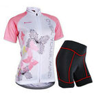 Lady's Cycling Bike Short Sleeve Sports Clothing Women Quick Dry Bicycle Suits