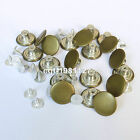 Replacement suspender buttons 17mm *9mm (10 or 20 pcs per pkg) Free Shipping