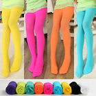 Fashion New  Baby Girls Tights Soft Kids Girls Socks Tights Pantyhose 2-12 years