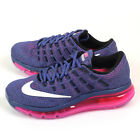 Nike Wmns Air Max 2016 Dark Purple/White-Pink Pow Expert Running 806772-502