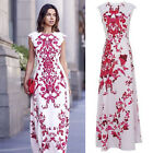 CHIC Fashion Women's Summer Casual Cocktail Long Maxi Wedding Party Beach Dress