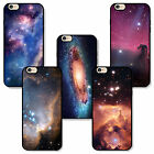 Apple iPhone Rubber TPU case patterned outer space star nebula galaxy universe