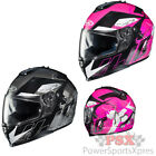 HJC IS-17 Blur Motorcycle Helmets