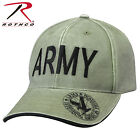 Rothco Vintage Deluxe Army Low Profile Insignia Cap - 9888