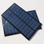 HQ Lot 1.6W 5.5V senior polycrystalline silicon solar panel DIY for Cell Charger