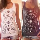 Sexy Women Ladies Summer Fashion Sleeveless White Chiffon Blouse Tops T shirt K0