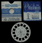 View-Master # XM-2 THE CHRISTMAS STORY PART II THE SHEPHERDS 1948 W/ BOOK