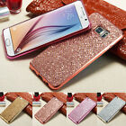 New TPU Soft Gel Bling Glitter  Protective Back Case Cover For Samsung models