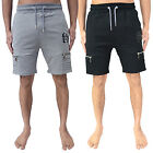 Mens Fremont & Harris Shorts Fleece Joggers Bottoms Stylish Jogging Sweat Pants