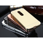 Mirror Back Cover   Metal Aluminum Frame Case Skin Fit For Motorola Moto G2 G3