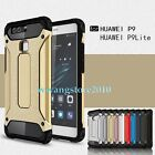 New Hybrid Heavy Duty Hard Impact Rugged Combo Case Cover for HUAWEI P9 /P9 Lite