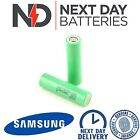 Genuine Samsung INR IMR 18650 High Drain 3.7 25R 2500mAh 20 35A Li Battery