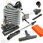 Electric Central Vacuum Kit w/Power Head, Hose & Accessories for Electrolux