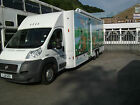Fiat DUCATO 35 160 MAXI M-JET AUTO IDEAL MOTORHOME OR EXHIBITION UNIT CATERING