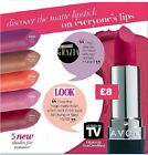 AVON ~ True Colour Perfectly Matte Lipstick ~ Various Colours