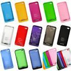 1900mAh Portable External Backup Power Battery Charger Case for iPhone 4 4S LOT
