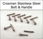Crosman Stainless Steel Bolt - .177 & .22 - 2240 2250 2260 2289 1377 1322 P1377