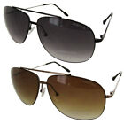 Kenneth Cole Reaction Womens KC1236 Rimless Metal Aviator Sunglasses