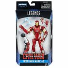 MARVEL LEGENDS CIVIL WAR CAPITAN AMERICA - PERSONAGGI DELUXE 15 CM - HASBRO