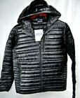Patagonia ULTRALIGHT HOODY 800-Fill Down Jacket Black AUTHENTIC 84767 Mens NEW