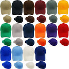 New Era 39THIRTY Structured Stretch Cotton Hat / Cap NE1000 BLANK 16 Colors
