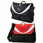 Puma Ferrari Replica Messenger Shoulder Bag Unisex Red Black Sports 072236 D140