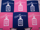 Baby Shower favors koozies design precious gift 1 to 25 custom can coolers